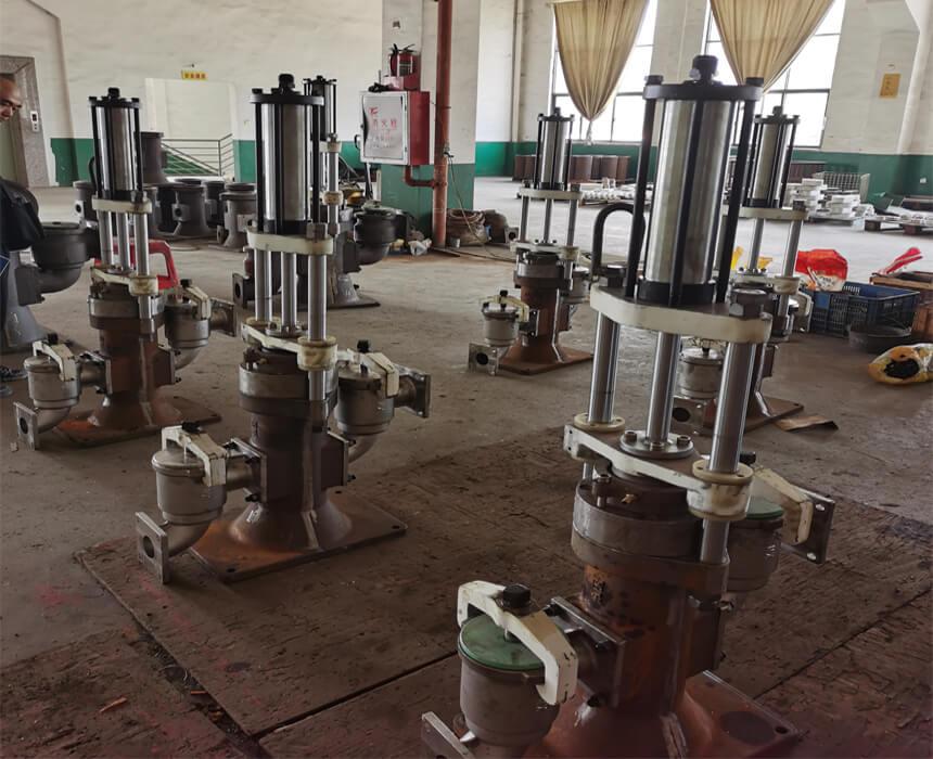 Stone Wastewater Pump