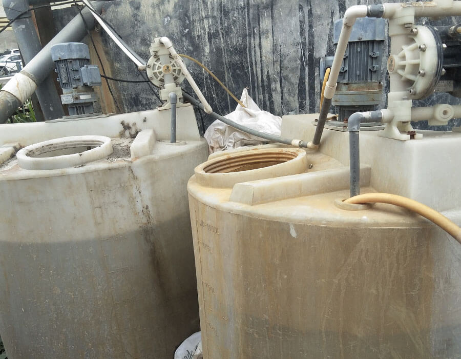 Granite Stone Wastewater Treatment