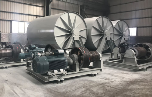 Clay Ball Mill