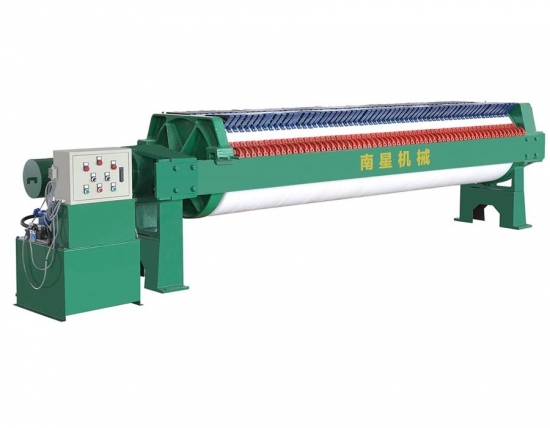 Slurry Filtering Machine