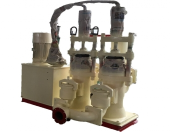Hydraulic Slurry Pump