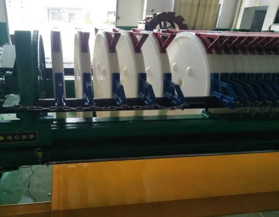 Cast Steel Filter Press