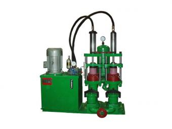 Hydraulic Ceramic Piston Pump